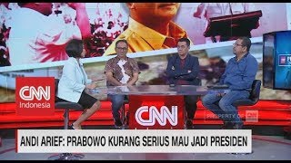 Download Video Pengamat: Andi Arief Memang Menyerang Prabowo, Sejalan dengan Jenderal Kardus MP3 3GP MP4