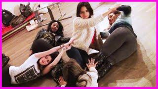 Fifth Harmony's WILD Dance Rehearsal - Fifth Harmony Takeover Ep. 53