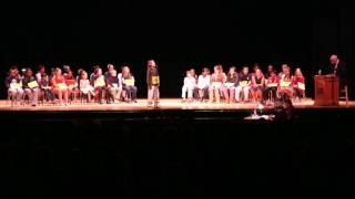 The BEST Spelling Bee !  Leon County 2017