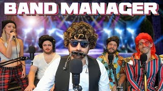 Always Rock Hard - Band Manager Gameplay