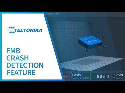 Teltonika Crash Detection Feature