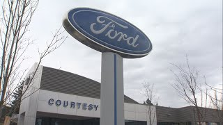 Ford dealership accused of misleading buyers