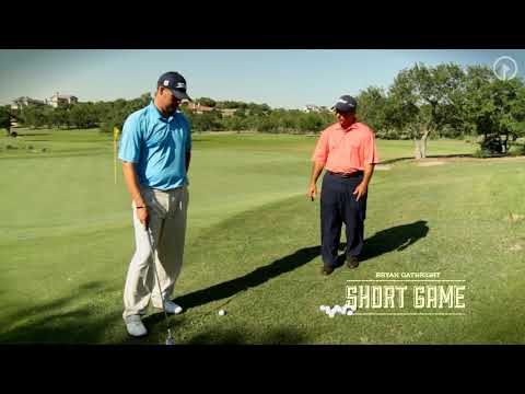 Short Game: Really High Soft Landing Pitch Shots