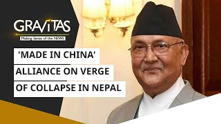 Gravitas: Nepal | Made in China alliance on the verge of a collapse  IMAGES, GIF, ANIMATED GIF, WALLPAPER, STICKER FOR WHATSAPP & FACEBOOK