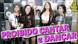 TENTE NÃO CANTAR E NEM DANÇAR #4 COM BFF GIRLS - If You Sing You Lose