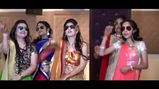 Ladies Sangeet | Highlights 2016 | Chandigarh | Step2Step Dance Studio