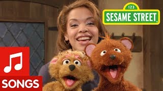 "Sesame Street: Do ""The Bear"" with Baby Bear"