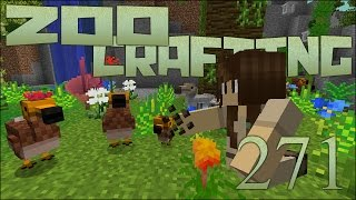 Tangled Vines of the Dodo Tree! 🐘 Zoo Crafting: Episode #271 [Zoocast]