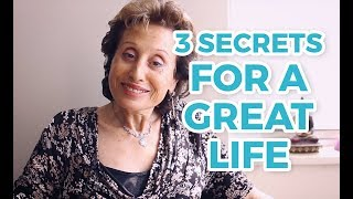The 3 Secrets to Reinventing Your Life