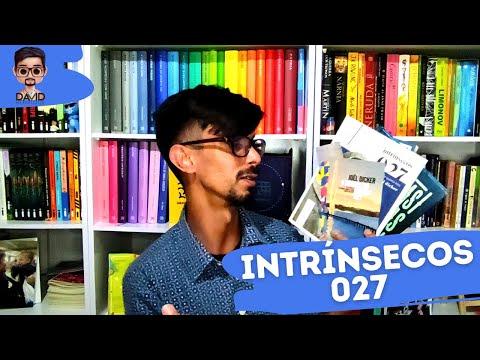 UNBOXING INTRÍNSECOS 027 | CLUBE INTRÍNSECOS | DAVID HENRIQUE