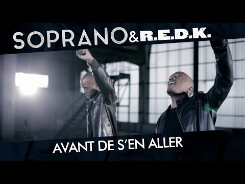 "SOPRANO & REDK ""AVANT DE S'EN ALLER"""