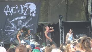Acidez - Don't pay the poll tax (The Exploited cover)