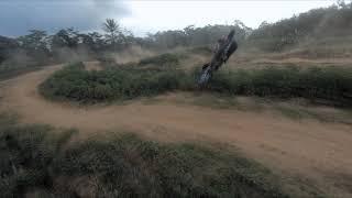 FPV Drone Extreme Chasing Motocross Rizky HK Yamaha yz125