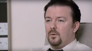 David Brent's Life Philosophy | The Office | BBC