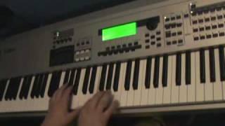 Piano Cover - Layla Unplugged Style (Eric Clapton) - Improvisation