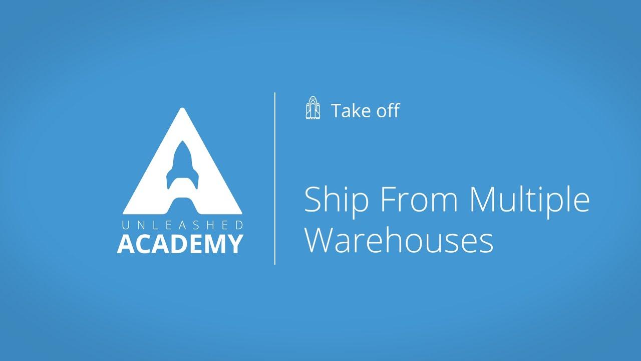 Ship From Multiple Warehouses YouTube thumbnail image