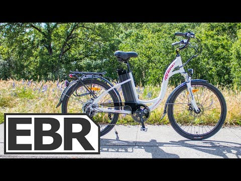 DJ Bikes DJ City Electric Bike Video Review – $1.4k Affordable Cruiser with Good Customer Service