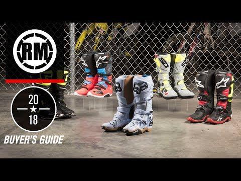 Best Motocross Boots | 2018