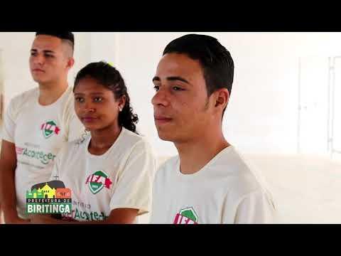 Projeto Criança esperança em Biritinga