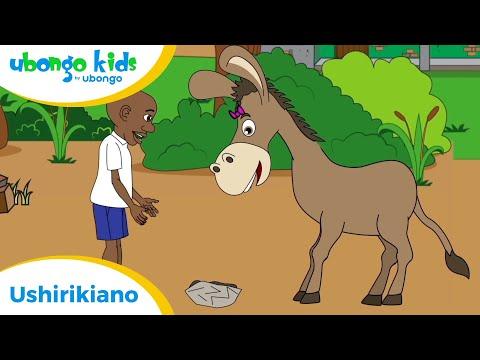 Webisode 61: Ushirikiano!   Episode Nzima ya Ubongo Kids   Hadithi za Kiswahili
