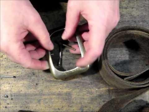 Gürtelschnalle Reparatur Video 995
