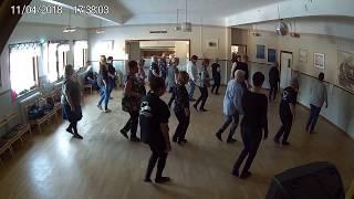 Kursavslutning VT -18 / Söderhamns linedancers / Smokey places