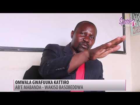 Abatuuze e Matugga batabuse lwa mwala ogufuuse akattiro