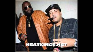 French Montana - Shot Caller (RMX) Ft. Diddy & Rick Ross (Official) (New 2011)