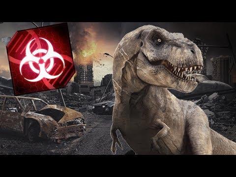 Jurassic World Virus!!! | Jurassic Planet - Plague Inc: Evolved