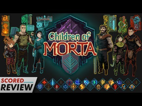 Children of Morta – SCORED REVIEW | It Rogues in the Family! video thumbnail