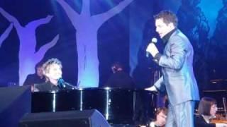 John Barrowman  & Barry Manilow Duet, Proms in the Park 12/09/09