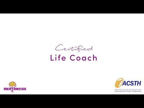 CLC - Certified Life Coach (ICF Accredited) - YouTube