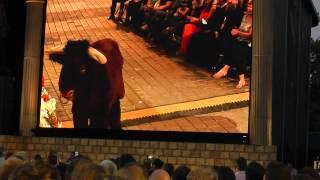 Andre Rieu Bucuresti 06.06.2015 Bull Taur