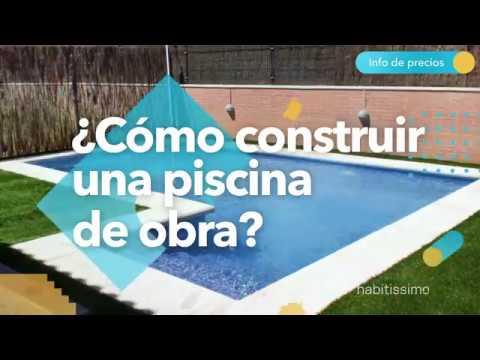 Cu nto cuesta construir una piscina precios habitissimo for Cuanto cuesta hacer una alberca