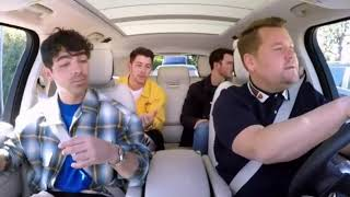 Lovebug   Jonas Brothers Ft James Corden (carpool Karaoke)