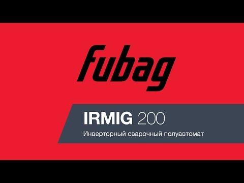 Сварочный полуавтомат Fubag IRMIG 200 Plus