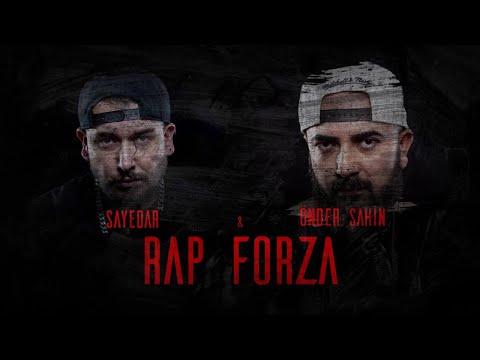 Sayedar & Önder Şahin - Rap Forza - (Tipografik Video) #Sayedar #ÖnderŞahin Sözleri