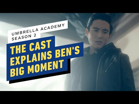 Umbrella Academy Season 2: The Cast Breaks Down Ben's Big Moment (SPOILERS)