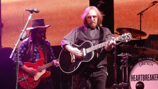 Tom Petty and the Heartbreakers.....Time To Move On.....4/25/17.....Nashville