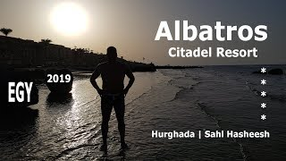 Ägypten | Albatros Citadel | Sahl Hasheesh | Beach Party & Fun | 2019 | ♡♡♡