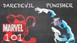 Two Good Men – Daredevil & Punisher