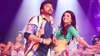 Ammadu Lets Do Kummudu Song Making Video  Khaidino150  Chiranjeevi   Kajal Aggarwal