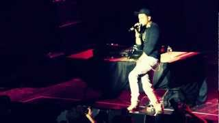 Jay Sean - 2012, Live Performance in Texas, YMCMB Tour