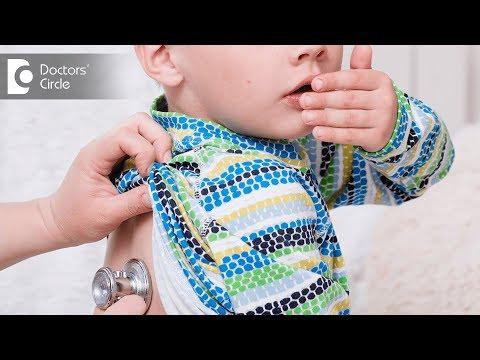 Video How to treat CROUP in children?- Dr. Cajetan Tellis