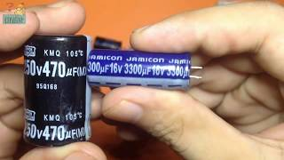 Download Video Use Capacitor as Battery MP3 3GP MP4