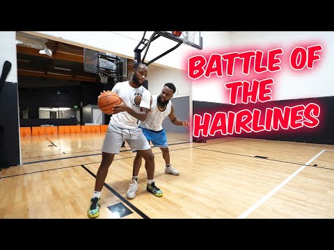 """1v1 Against Meechie """"Bald Head"""" Terry! D1 Basketball Physical Game!"""