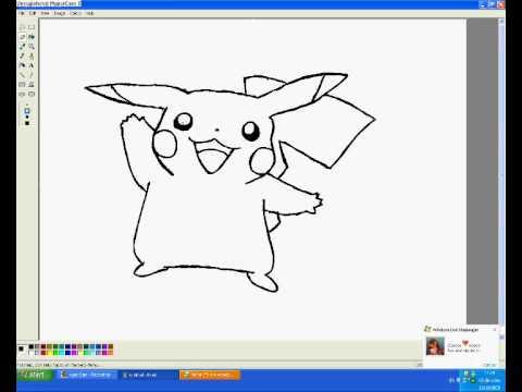 Pikachu de Pokeman