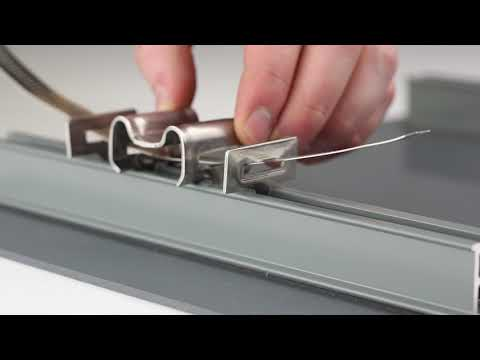 Posts & Fixings - Universal Channel Clamp