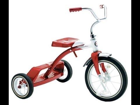 Kids Trikes - Roadmaster Duo Deck 10 Inch Trike