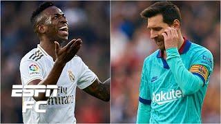 Real Madrid 'trending upward' while Barcelona regresses in La Liga title race - Moreno | ESPN FC